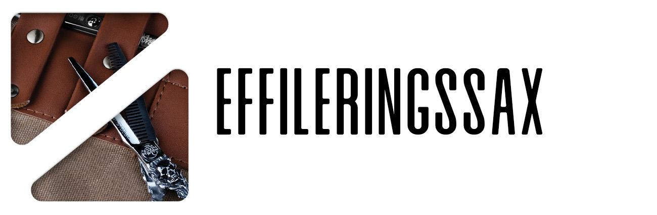 Effileringssax