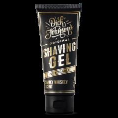 Dick Johnson Excuse My French Shaving Gel Inexorable 100ml