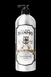 Mr Bear All Over Shampoo - Springwood 1000 ml