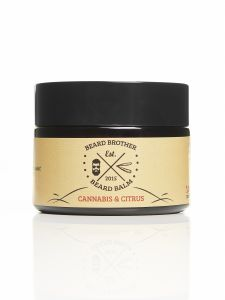 Beard Brother Beard Balm Cannabis & Citrus