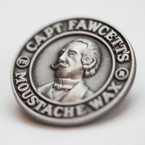 Captain Fawcett Nickel Badge