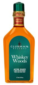 Clubman Whiskey Woods After Shave Lotion 177 ml