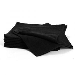 Efalock Towel 15x30 cm, Black