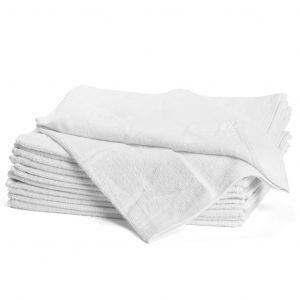 Efalock Towel 15x30 cm, White