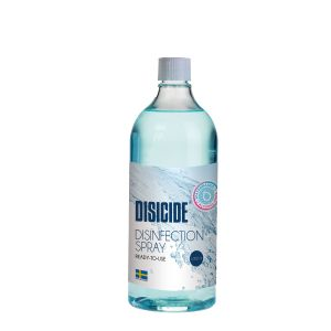Disicide Disinfection Spray refill, 1000 ml