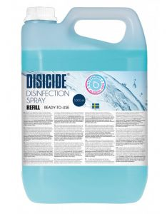 Disicide Disinfection Spray refill, 5000 ml
