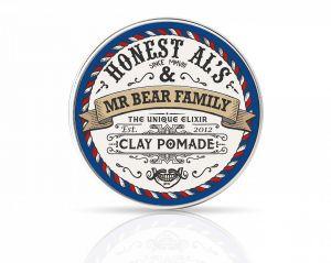 Mr Bear Family Pomade Matt Clay Collaboration