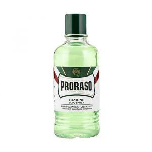 Proraso After Shave Splash (grön) - Barber Size