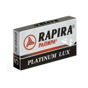 Rapira Platinum LUX DE-blad 5-pack