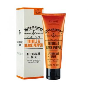 The Scottish Fine Soaps Thistle & Pepper Aftershave Balm