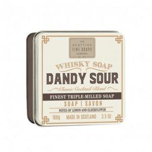 The Scottish Fine Soaps Whisky Soap, Dandy Sour