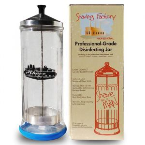 The Shave Factory Disinfecting Jar Large 1100 ml
