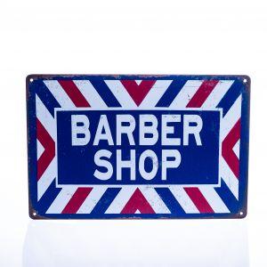 vintage barbershop sign