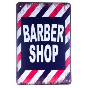Barber Vintage Metal Sign #65