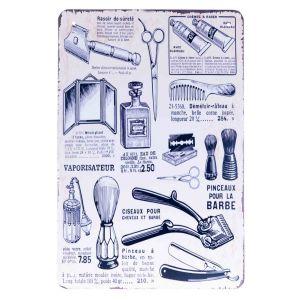 Barber Vintage Metal Sign #67